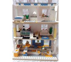 Best Lego friends how to build furniture