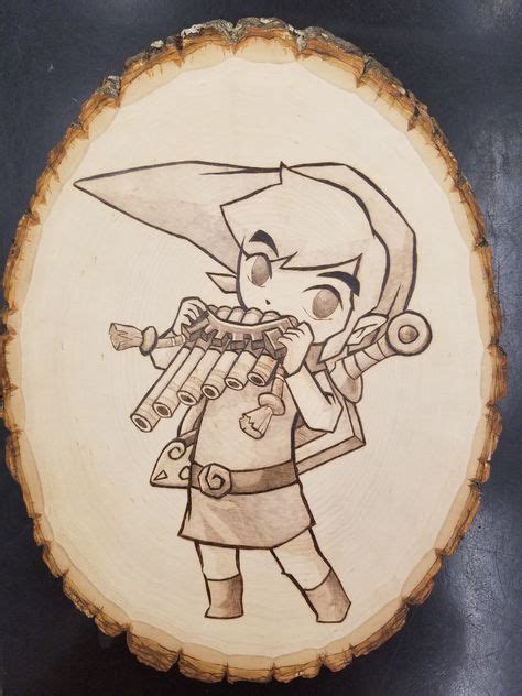 Legond Of Zelda Woodworking Project