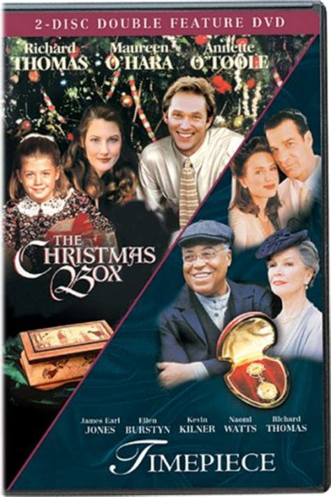 Lesson Plans For The Christmas Box Dvd