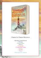 Letters From The Lighthouse Lesson Plans