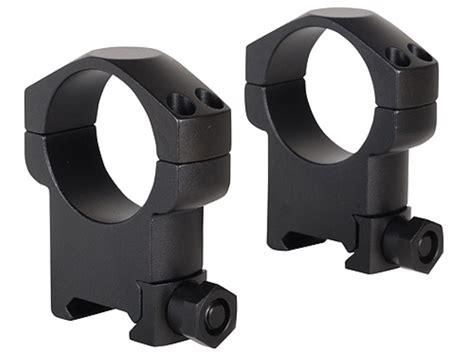 Leupold Mark 4 30mm Super High Rings And Leupold Mark 4 Ert 6520x50 M5a2 Enhanced Sniper Rifle Scope