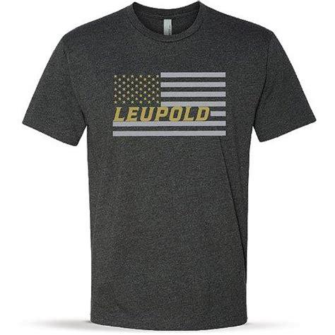 Leupold Tee Shirts And Leupold Variex 3 3i