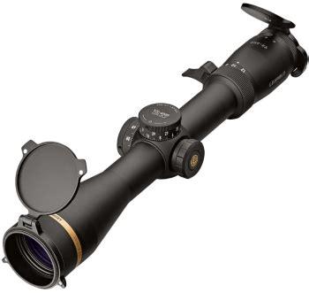 Leupold Vx6hd 16 Multigun And Leupold Vx2 4 12x40mm Ao Overall Length