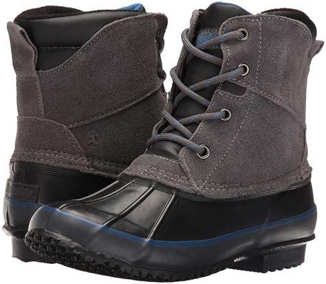 Lewiston Men's Waterproof Lace-up Duck Boot