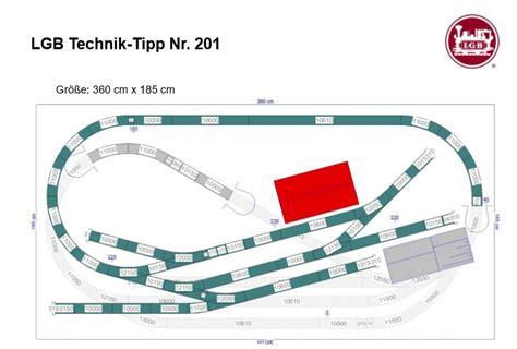 Lgb-Track-Layout-Plans