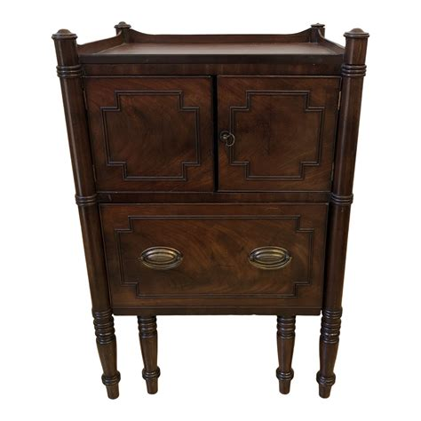 Library Side Tables