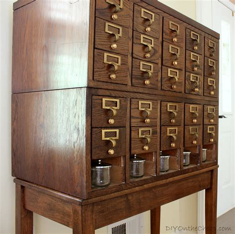 Library-Card-Cabinet-Diy