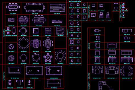 Library-Furniture-Cad-Blocks-Plan