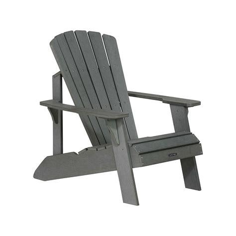 Lifetime-Adirondack-Chair-Gray
