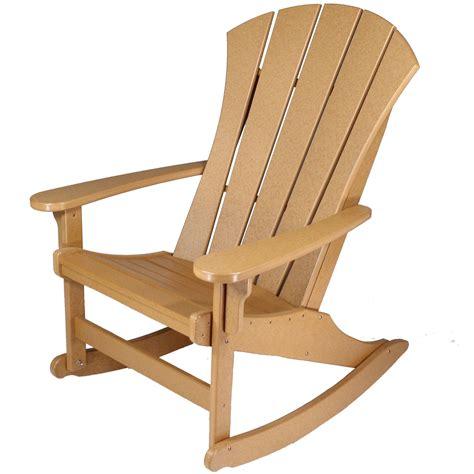 Lifetime-Faux-Wood-Adirondack-Chair-White