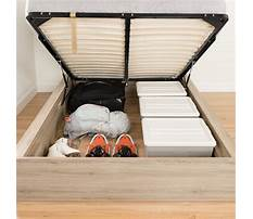 Best Lift and store bed