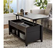 Best Lift up coffee table with storage