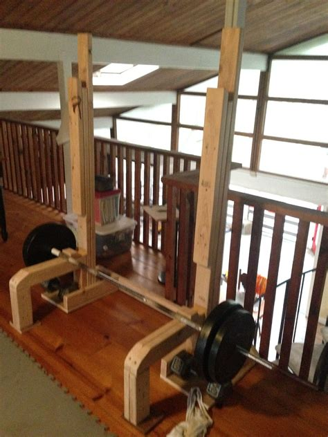 Lifting Rack Diy