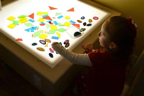 Light Box Table Diy Ideas
