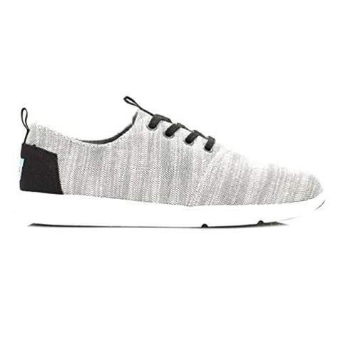 Light Grey Woven Del Rey Sneakers 10008109