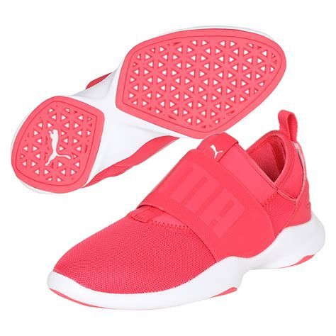 Light Pink Sneakers Puma