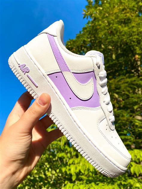Light Purple Nike Sneakers
