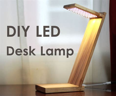Light Table Diy Led Lamp