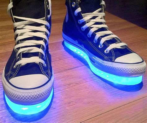 Light Up Converse Sneakers