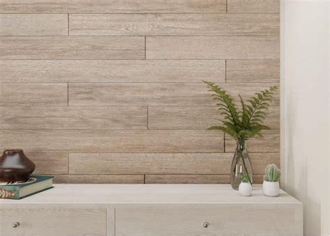 Light Wood Wall Paneling Diy