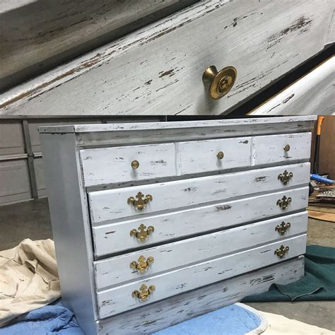 Light-Blue-Dresser-Diy