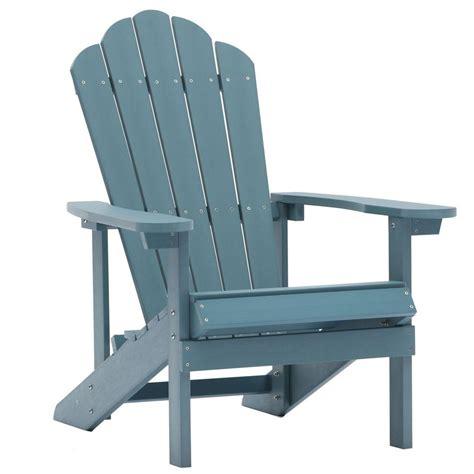 Light-Blue-Plastic-Adirondack-Chairs