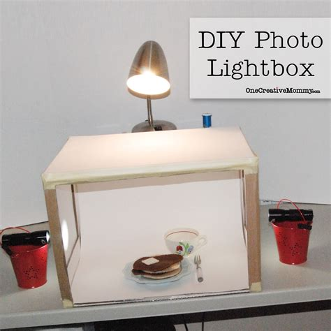 Lightbox Studio Diy Blog