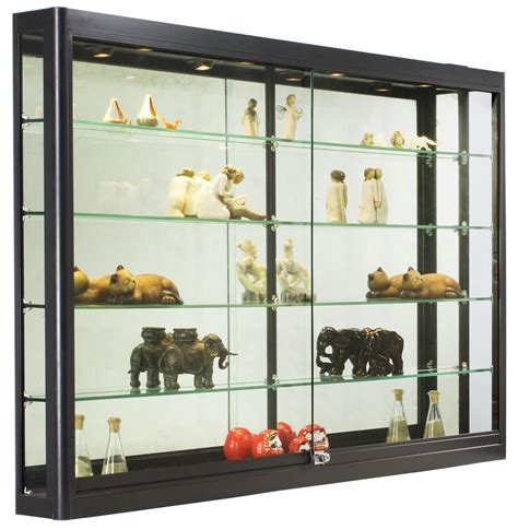 Lighted Display Cabinets For Collectibles