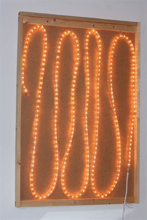 Lighted Movie Poster Frame Diy Designs