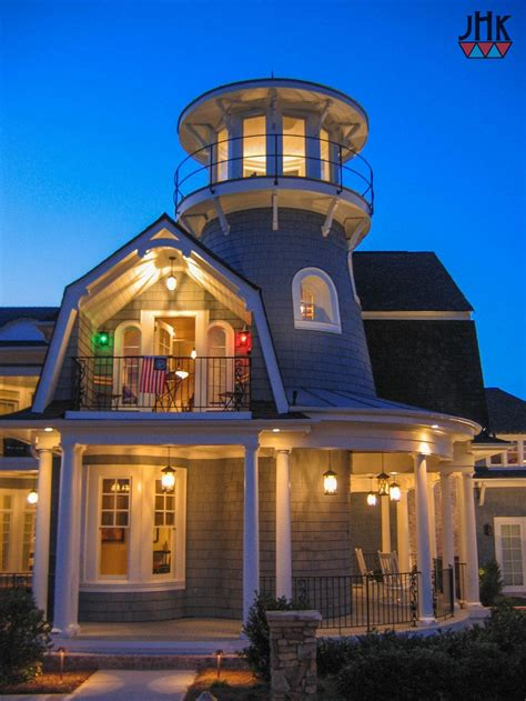 Lighthouse Guest House Plans