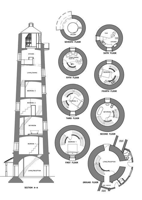Lighthouse-Design-Plans