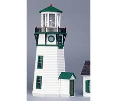 Best Lighthouse kits plans