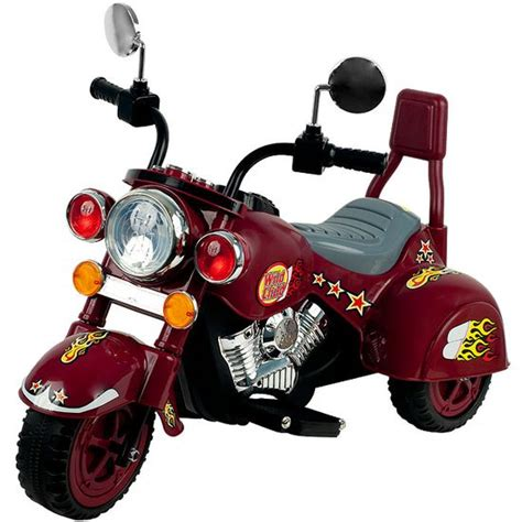 Lil Rider Harley Style Wild Child Motorcycle Charger