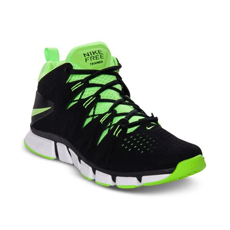 Lime Green Sneakers Nike