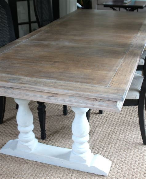 Limed Oak Table Diy Two