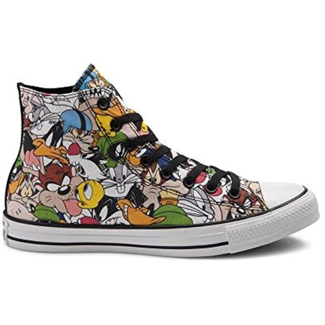 Limited Edition Converse Chuck Taylor All Star Looney Tunes Sneaker
