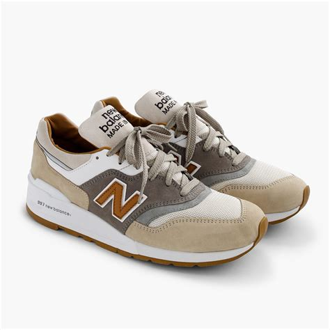 Limited Edition New Balance For J Crew 997 Cortado Sneakers