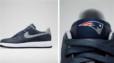 Limited Edition Patriots Nike Sneakers