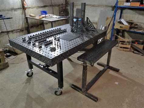 Lincoln-Electric-Welding-Table-Plans