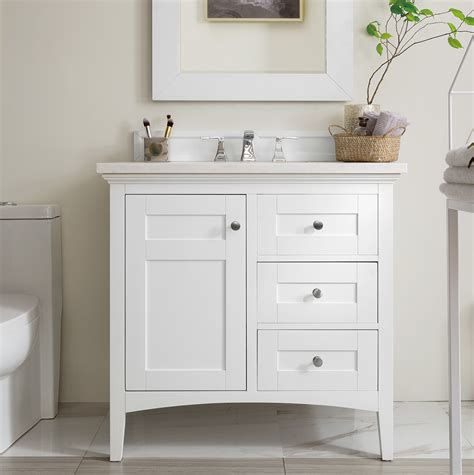 Lineberry 35 Single Bathroom Vanity Set