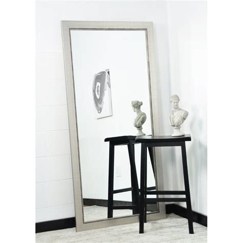 Lined Full Body Accent Mirror