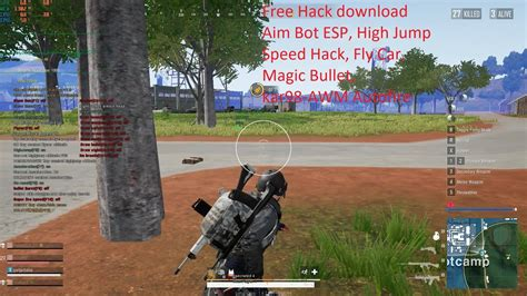 Link Download Cheat PUBG