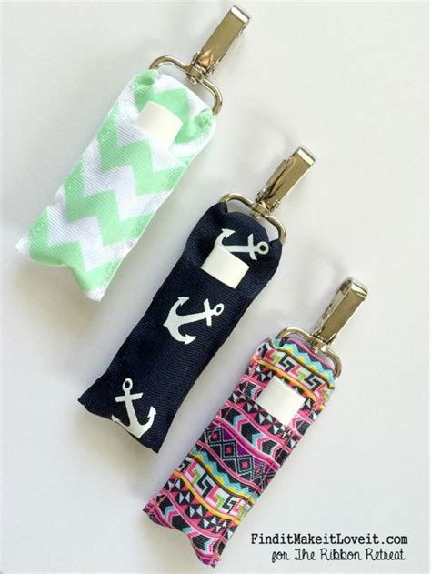 Lip Balm Holder Diy