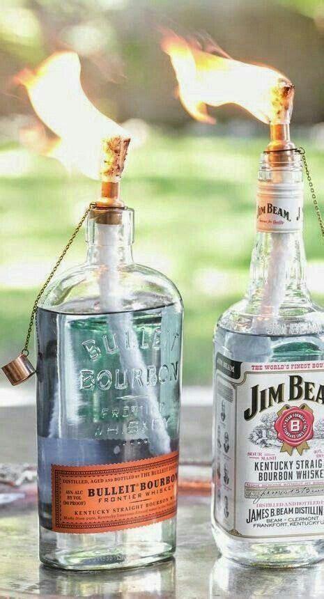 Liquor-Bottle-Candles-Diy