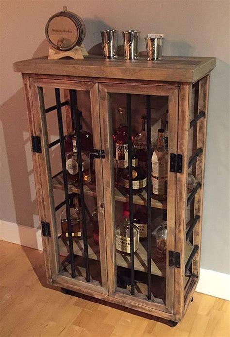 Liquor-Cabinet-Design-Plans