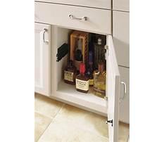 Best Liquor cabinet lock