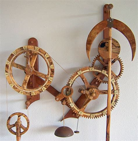 Lisa-Boyer-Wooden-Gear-Clock-Plans