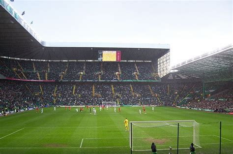 Lisbon Lions Stand Seating Plan