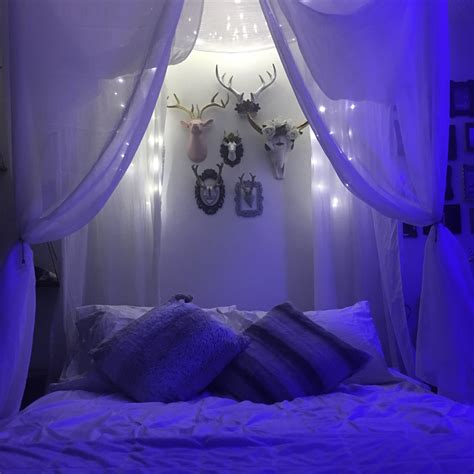 Lit Bed Canopy Diy