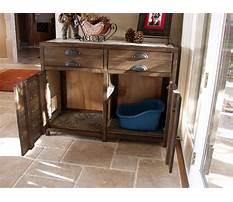 Best Litter box furniture plans.aspx